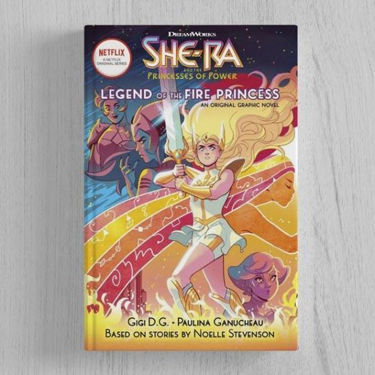 She-Ra e le principesse del potere: Legend of the Fire Princess