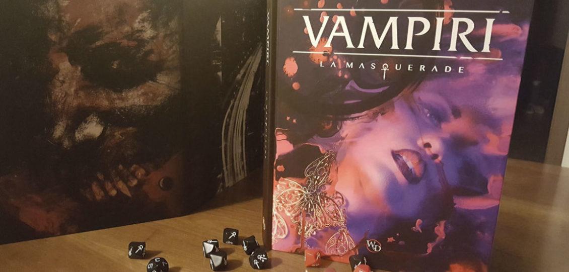 Vampiri la Masquerade Quinta edizione