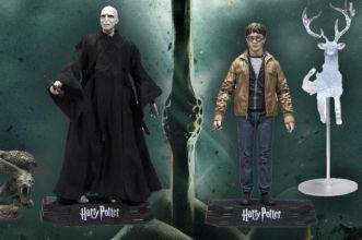 action figure di Harry Potter di McFarlane Toys