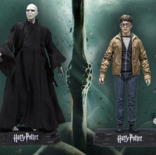 action figure di Harry Potter di McFarlane Toys