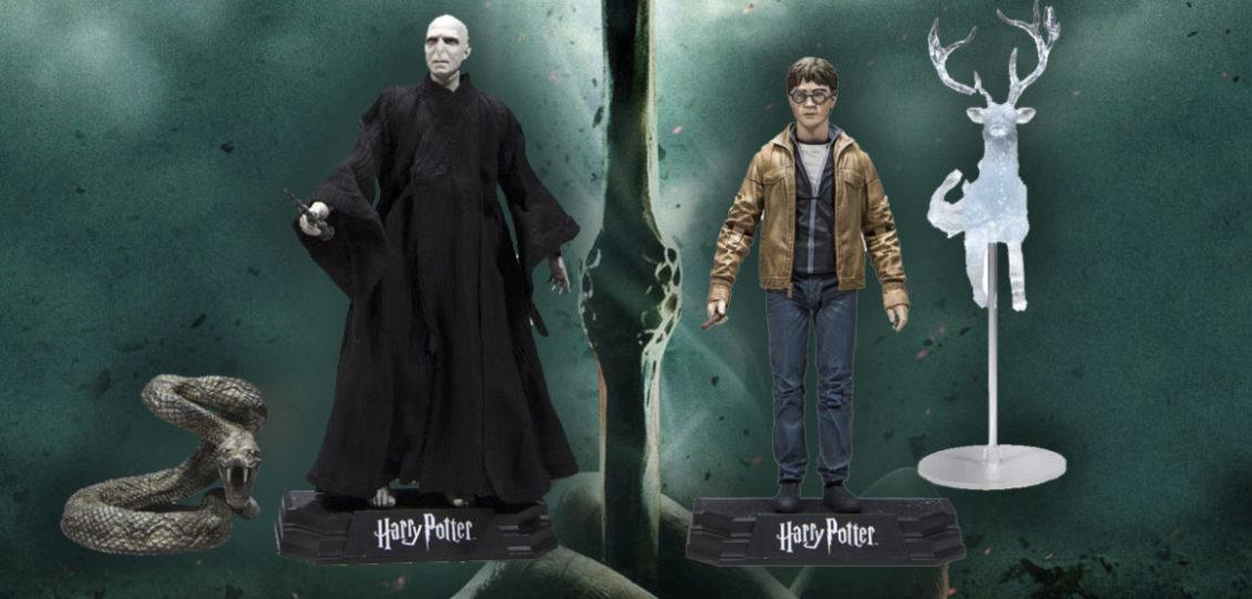 Mcfarlane toys svela le nuove action figure di harry for Mobili harry potter