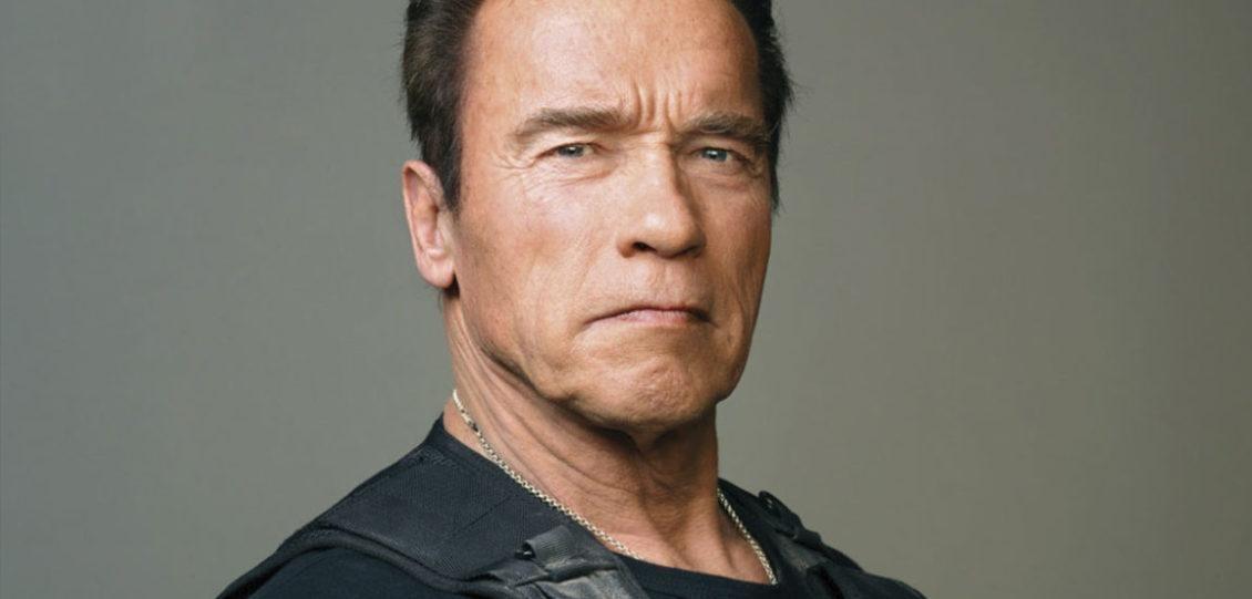Arnold Schwarzenegger aggredito