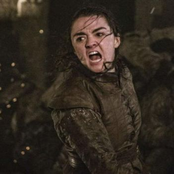 arya game of thrones 8
