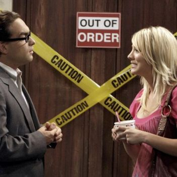ascensore di The Big Bang Theory