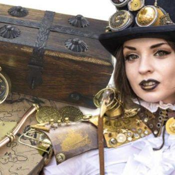 caccia al tesoro steampunk roma