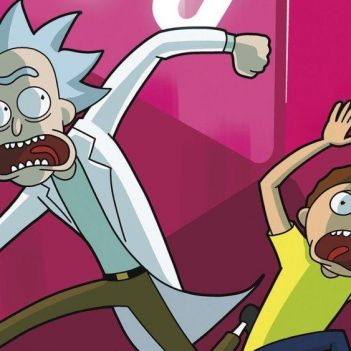 Dungeons and Dragons Rick e Morty