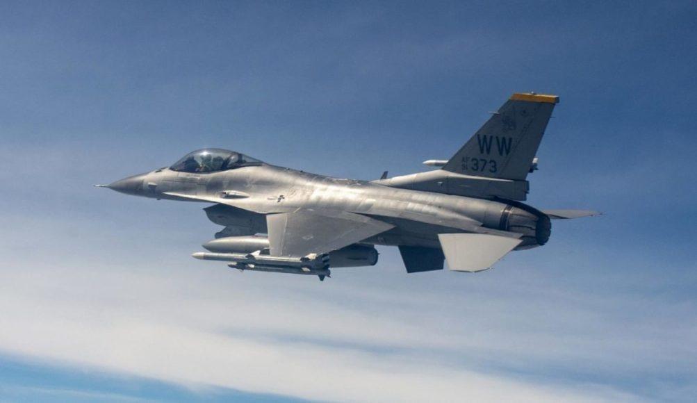 manuali dell'F-16 fighting falcon