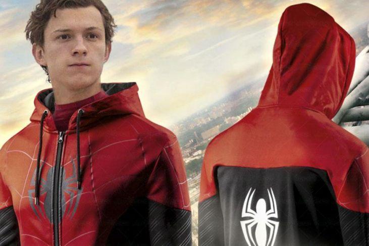 felpa ufficiale Marvel di Spider-Man