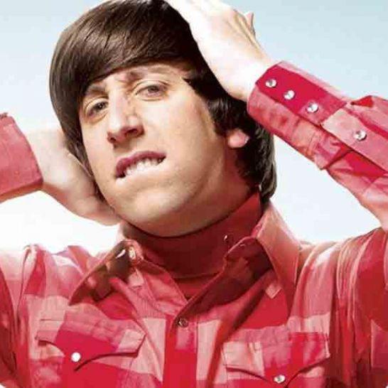 Howard Wolowitz the big bang theory