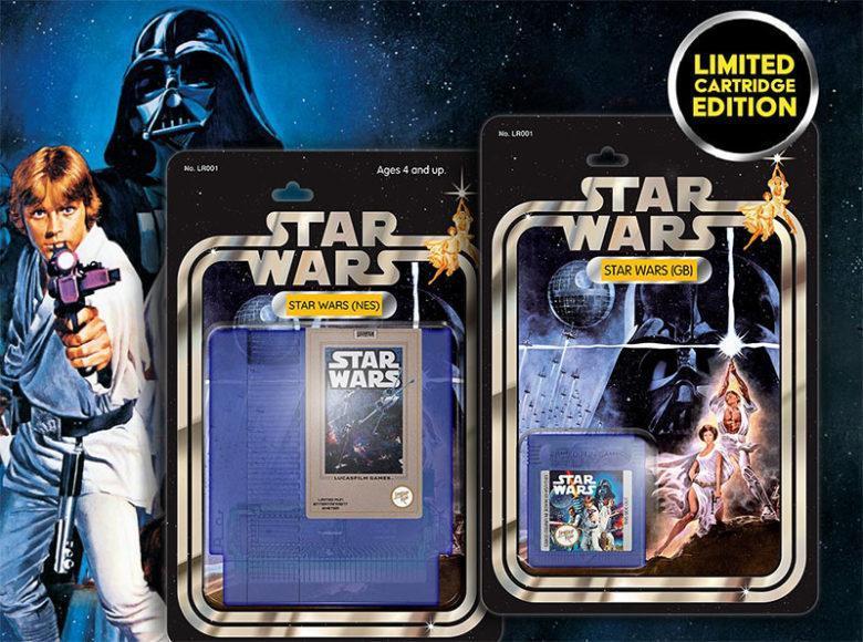 Ristampa giochi classici di Star Wars