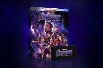 Home Video di Avengers: Endgame