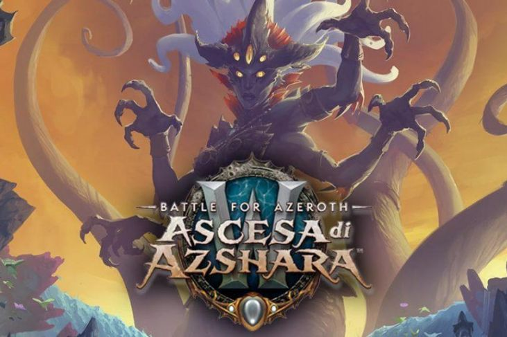 Ascesa di Azshara Battle for azeroth