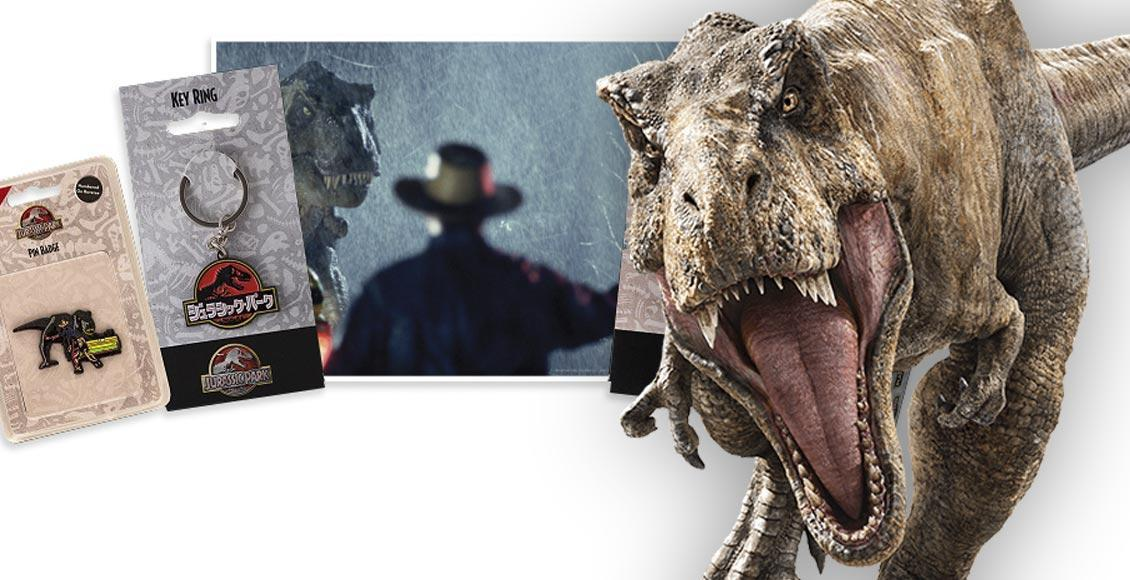 collector's box di Jurassic Park