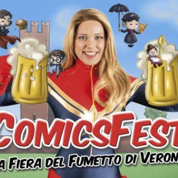 comicsfest 2019 verona