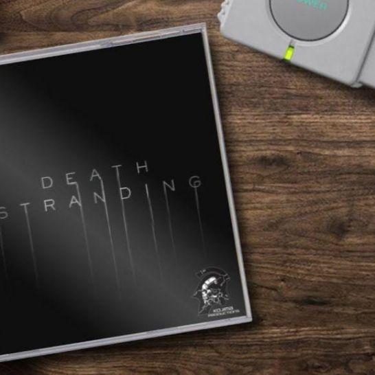 Death Stranding demake