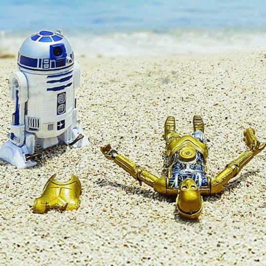 gadget nerd da spiaggia