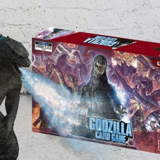 gioco di carte di Godzilla
