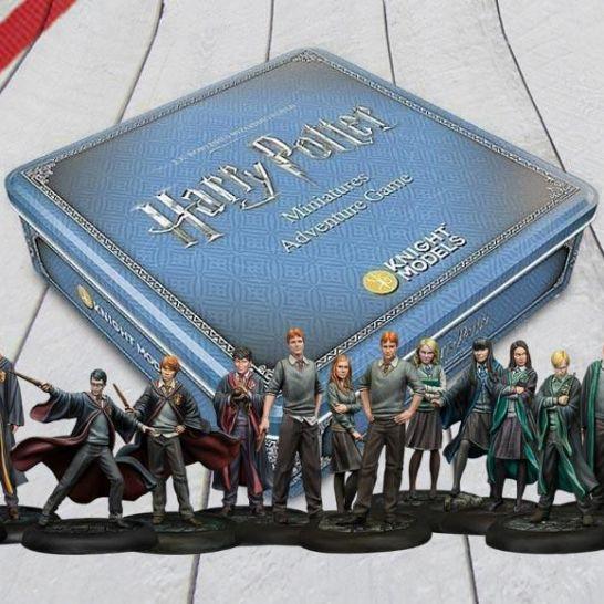 Harry Potter Miniatures Adventure Game italiano
