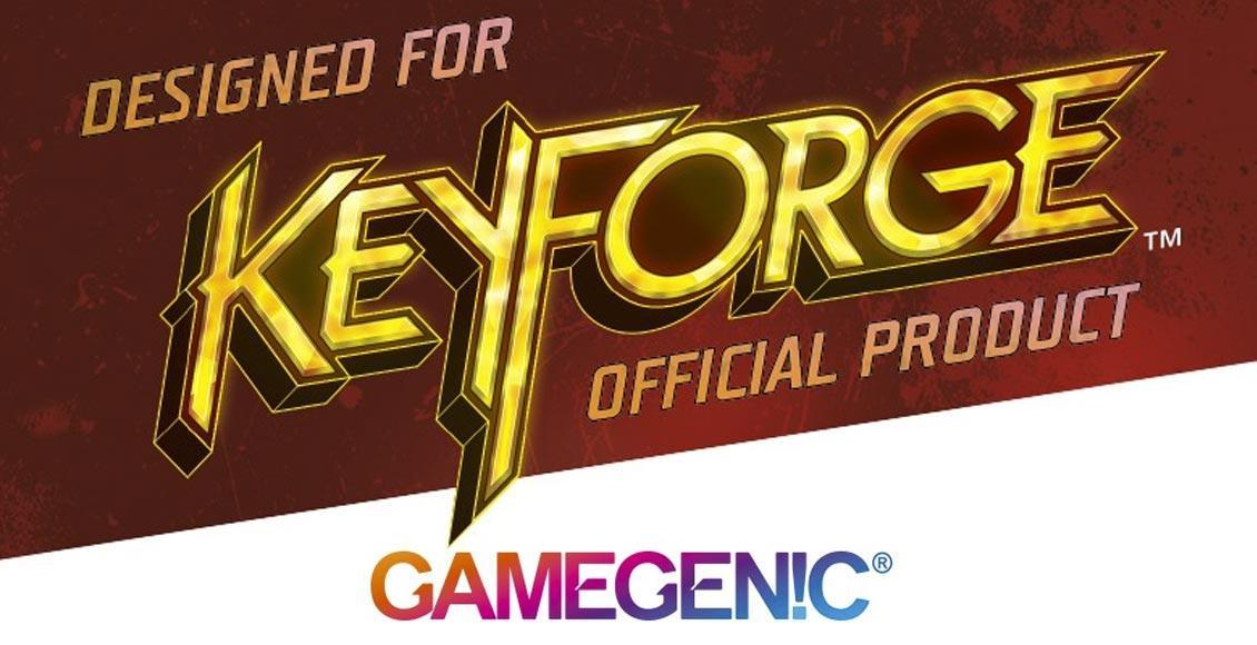 gamegenic keyforge