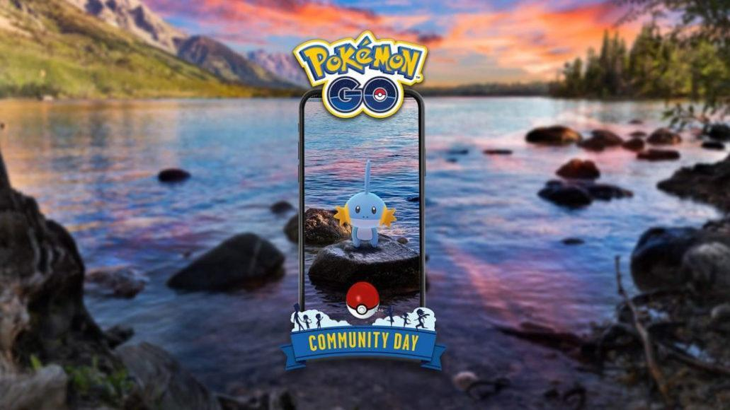 pokémon go community day luglio 2019 mudkip