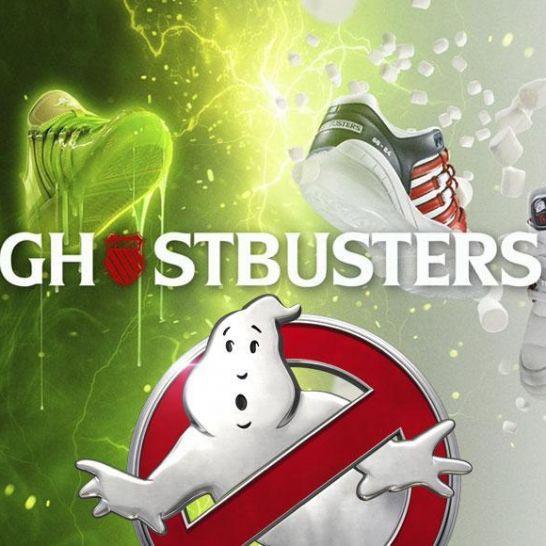 scarpe Ghostbusters