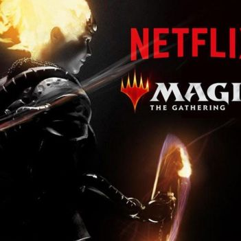 serie animata di Magic: The Gathering