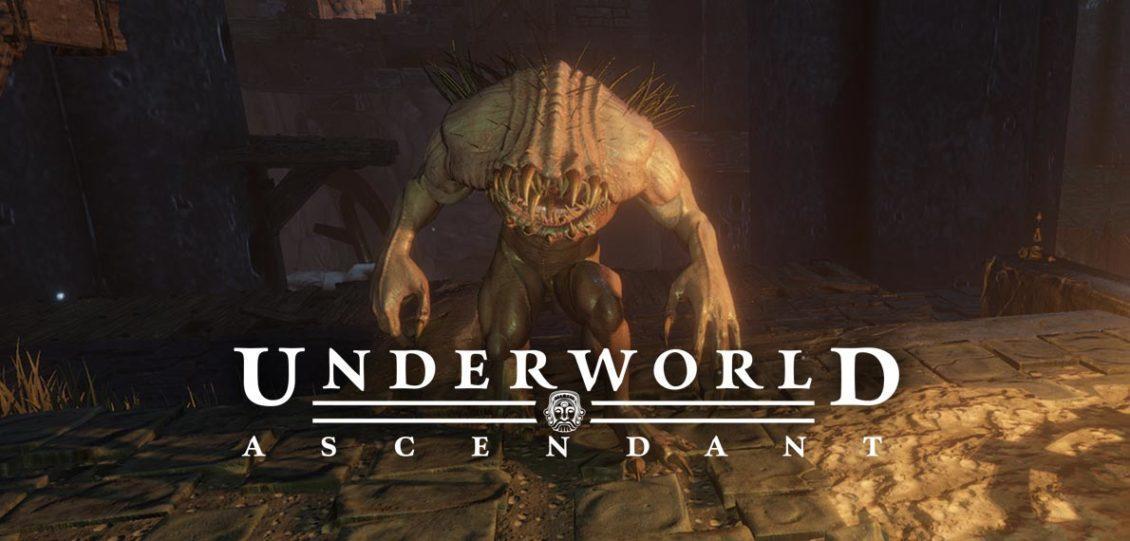 underworld ascendant PS4 Xbox One