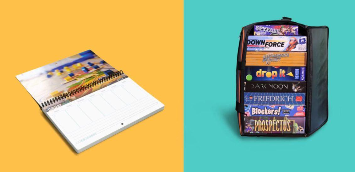 Borsa Calendario.Borse Da Gioco E Calendari Su Kickstarter Una Campagna Per