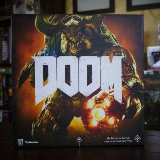 Doom Il Gioco da Tavolo