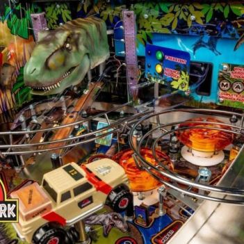 Flipper Jurassic Park