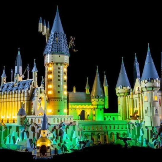 LED LEGO Harry Potter