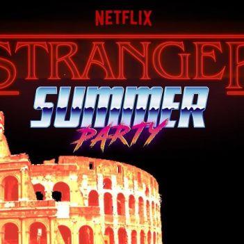 Stranger Summer Party