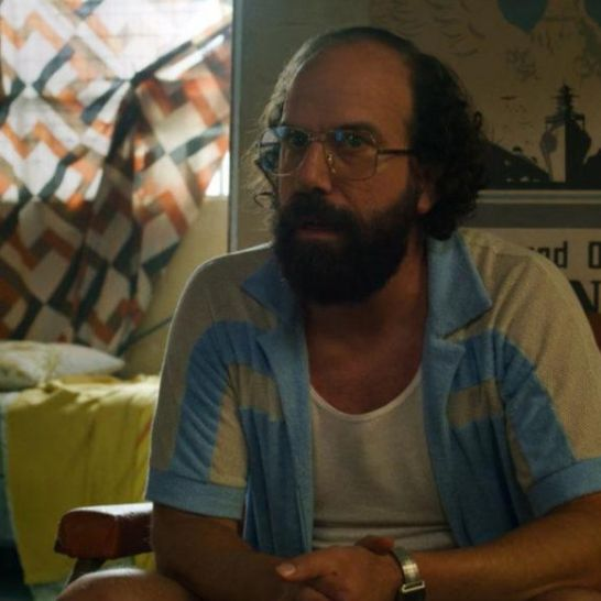 Stranger Things 3 Murray Bauman