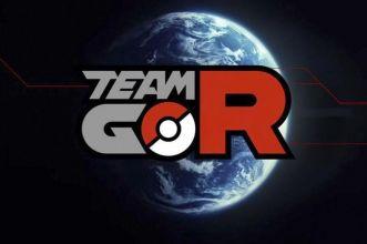 pokémon go team go rocket
