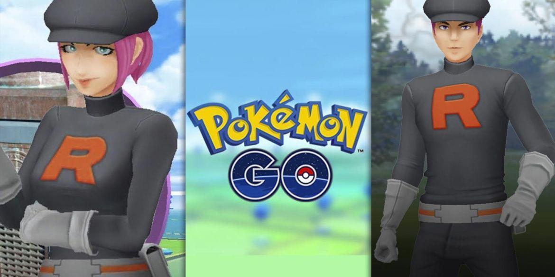 Team Rocket pokemon go
