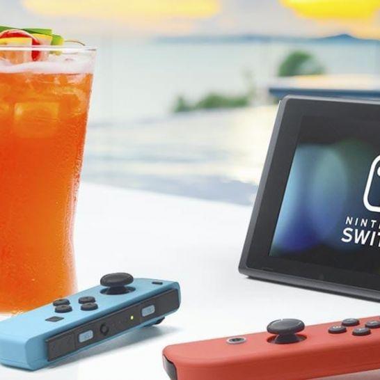 accessori per Nintendo Switch da portare in vacanza