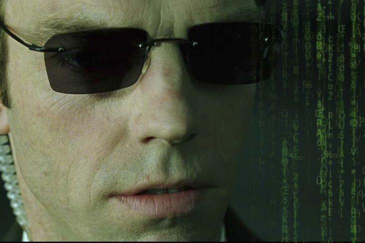 agent smith matrix