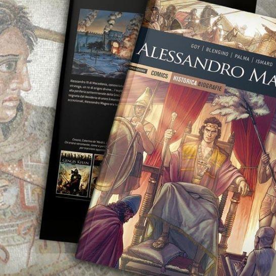 Alessandro Magno Historica Mondadori