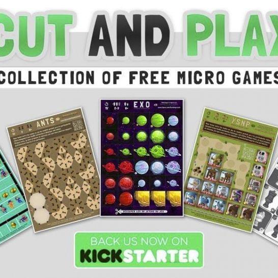 cut and play kickstarter