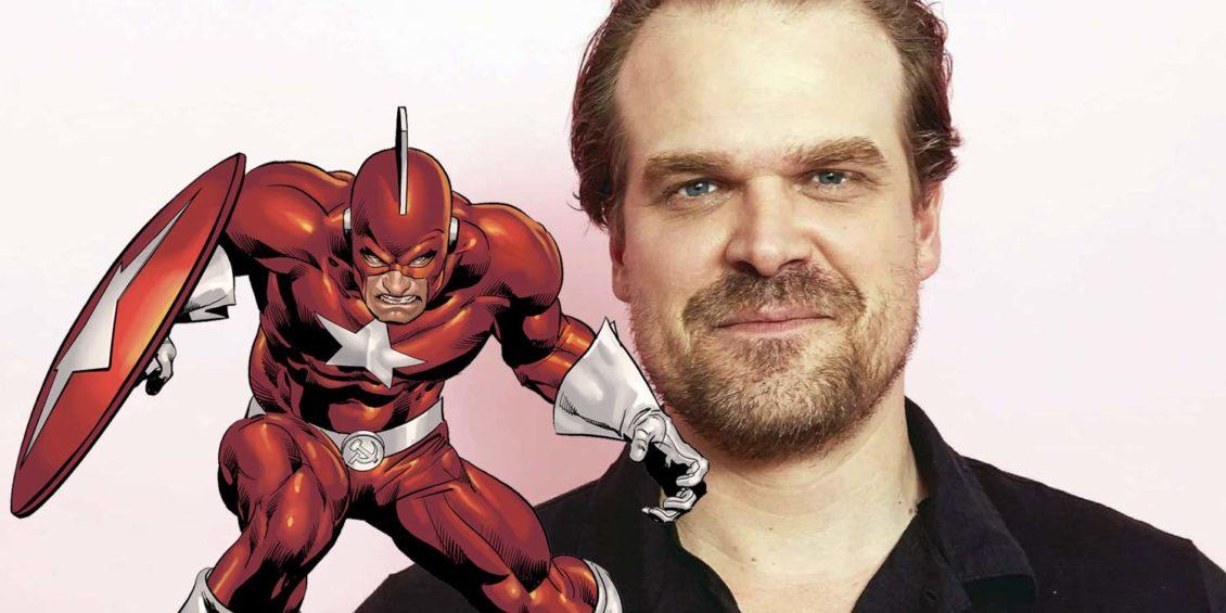Red Guardian David Harbour