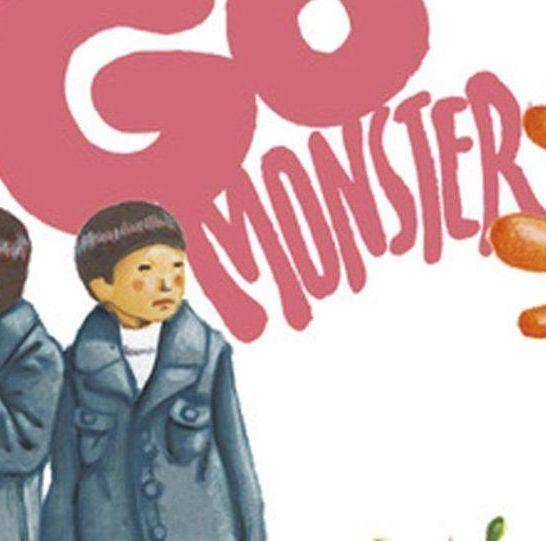 Go Go Monster jpop manga