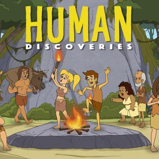Human Discoveries facebook watch
