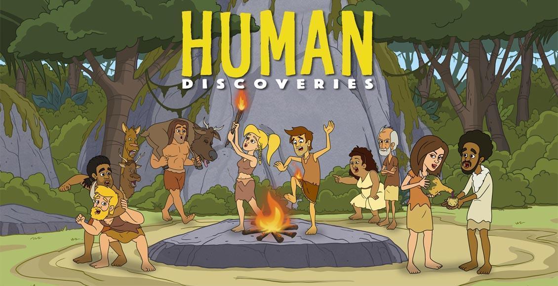 Human Discoveries facebook watch