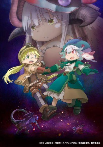 Made in Abyss: Dawn of the Deep