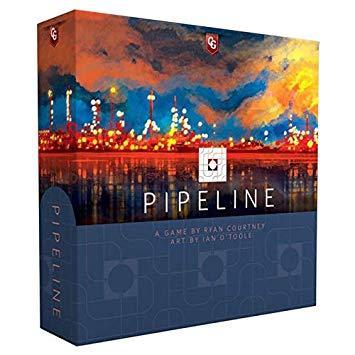 pipeline gioco da tavolo giochi più attesi del GenCon