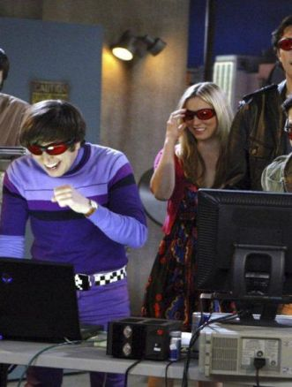 the big bang theory luna