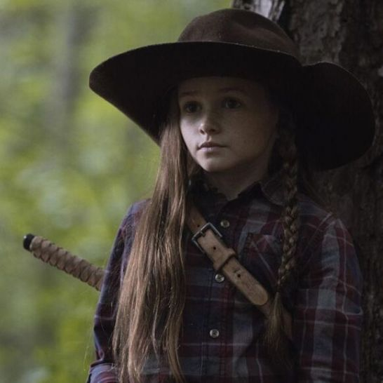 Judith Grimes The Walking Dead