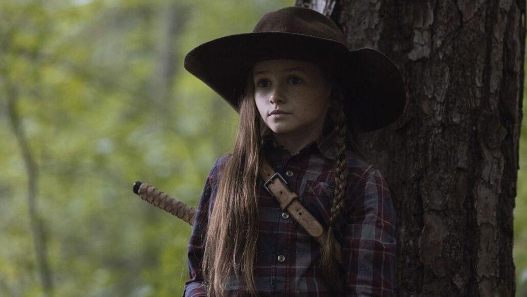 Judith Grimes The Walking Dead