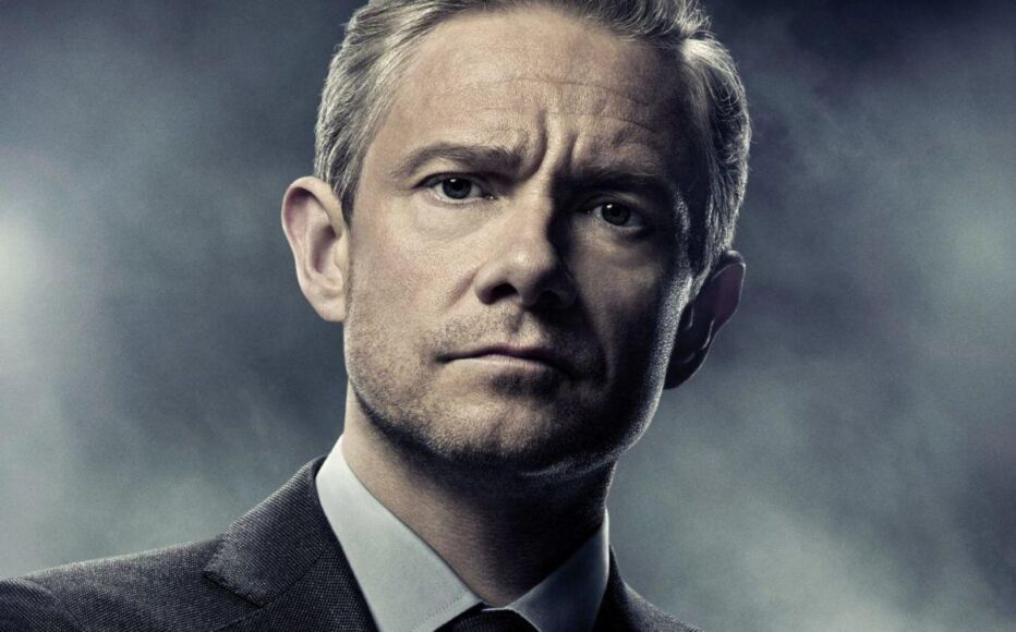 Martin Freeman Black Panther