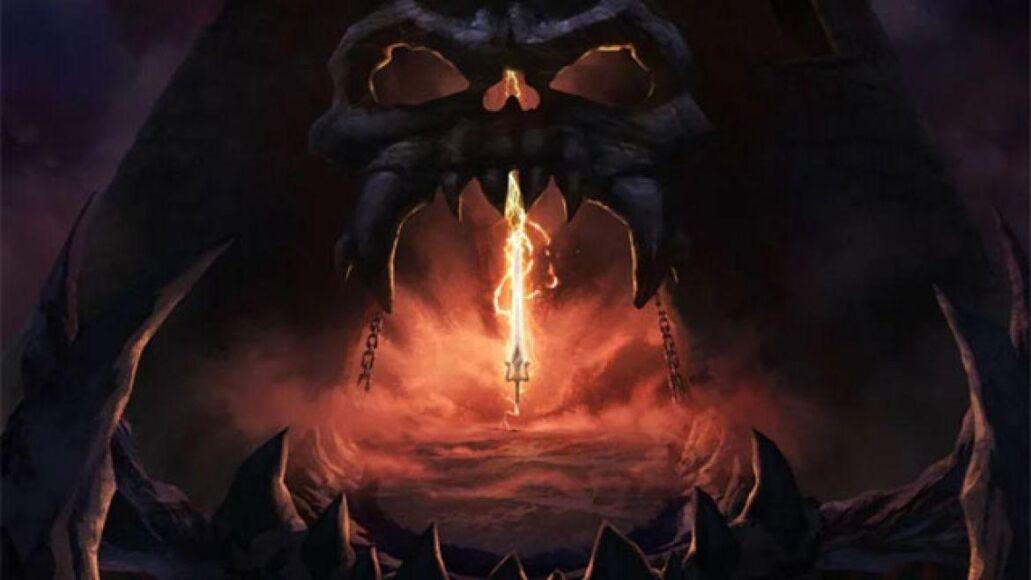 Mastersof the Universe: Revelation